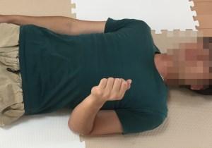 肩関節外旋