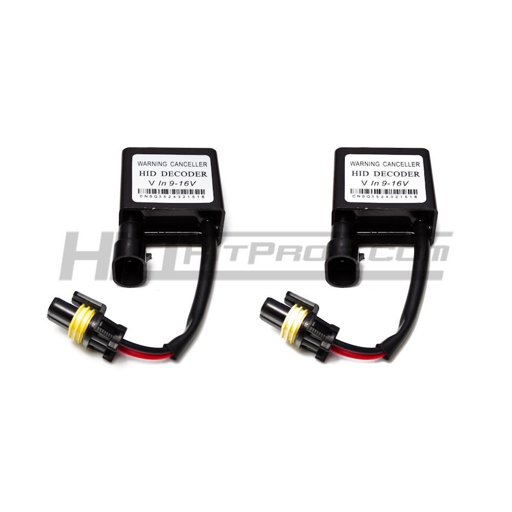 H7 Xenon HID Conversion Kit Error Warning Canceller Capacitor One Pair