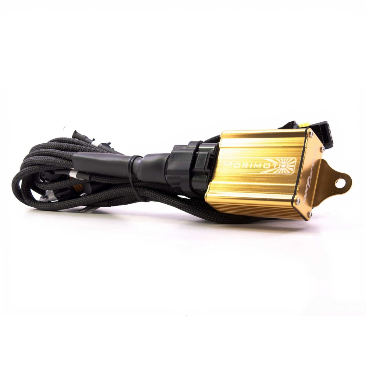 Morimoto H4 9003 Hi Lo Bi Xenon Wiring Harness Hid Kit Pros Testing Equipment