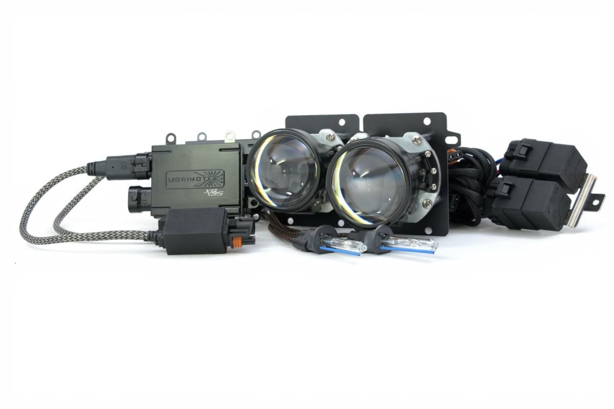 Morimoto Retro-Quik: Mazda6 / Mazdaspeed 6 (02-08)   HID Kit Pros