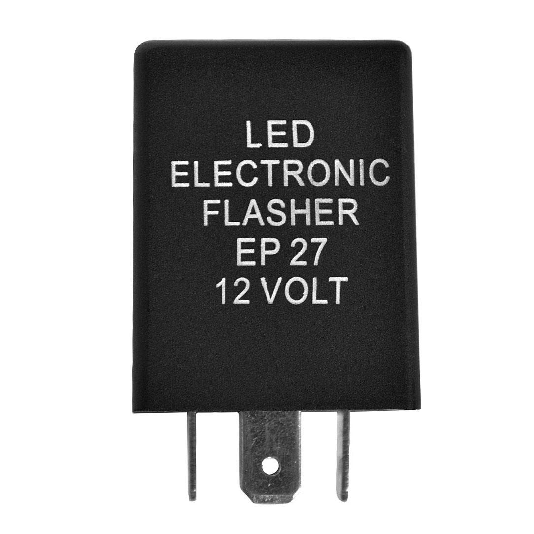 Ep27 Led Flasher Relay Module Hid Kit Pros How To Build High Intensity Warning
