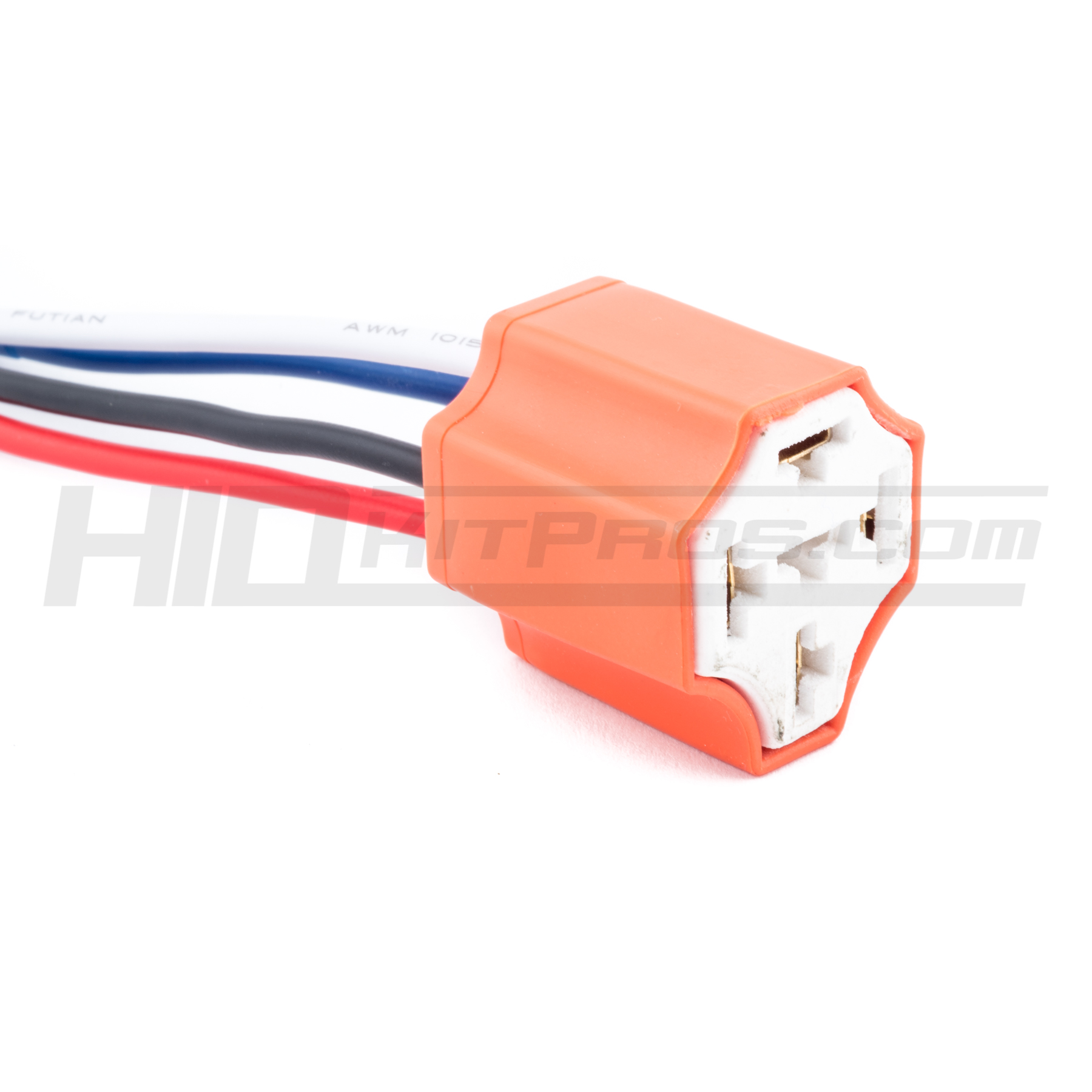 Relay Pigtail Adapter | 4 Pin | HID Kit Pros on 4 pin usb cable, 4 pin spark plug, 4 pin power supply, 4 pin relay, 4 pin power cord,