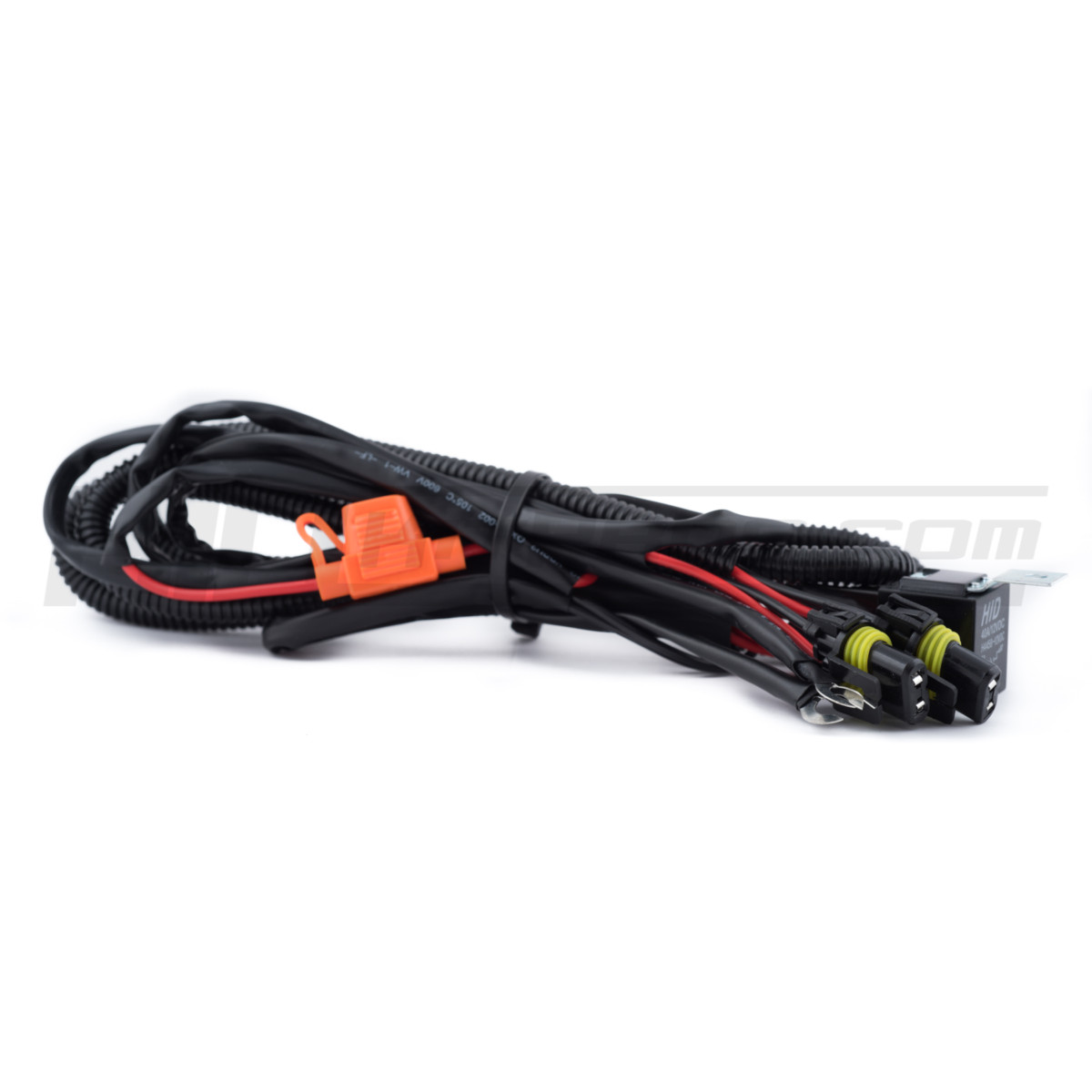 hkp capacitor hid relay wiring harness hid kit pros hkp capacitor hid relay wiring harness