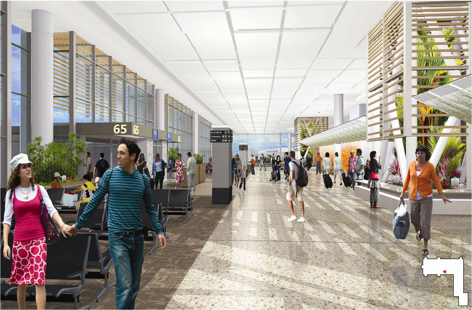 Airports Airport Terminal Modernization Program