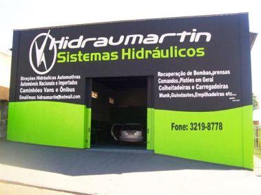 Fachada Hidraumartin Sistemas Hidráulicos