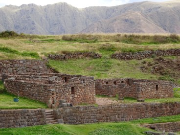 Tipon house where it is supposed that the Inca rested