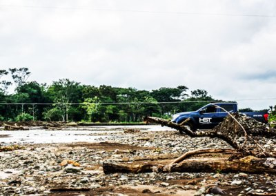 Estudio Hidrogeológico para determinar el sitio de perforación para un pozo de abastecimiento para la ASADA Quebrada Ganado en Garabito de Puntarenas
