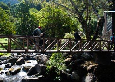 Estudio hidrogeológico y concesión dos nacientes para el Hotel Cabo del Bosque S.A