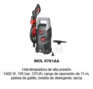 Hidrolimpiadoras Skil 0761AA