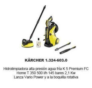 comprar Hidrolimpiadoras Karcher 1.324-603.0