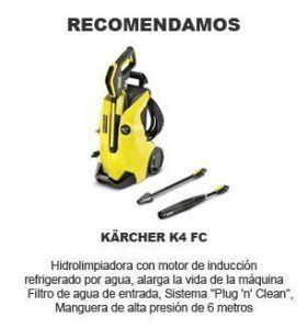 comprar hidrolimpiadora Karcher K4 FC