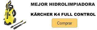 Comprar mejor hidrolimpiadora Karcher K4 Full Control
