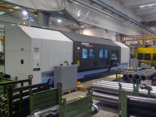 Hidromec moderno tornio CNC