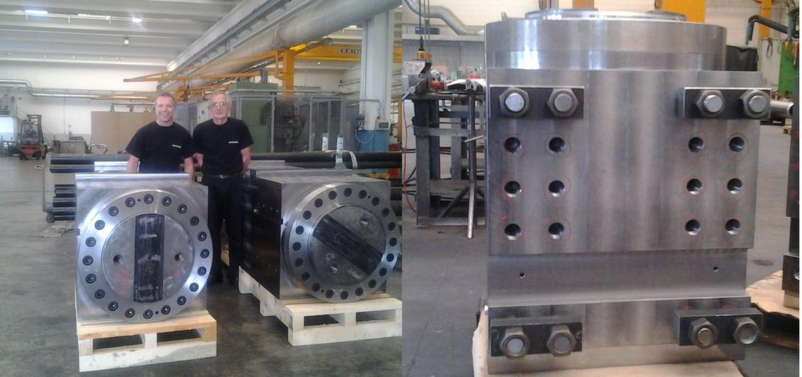 industrial hydraulic cylinders, hydraulic cylinder for industrial sector 16