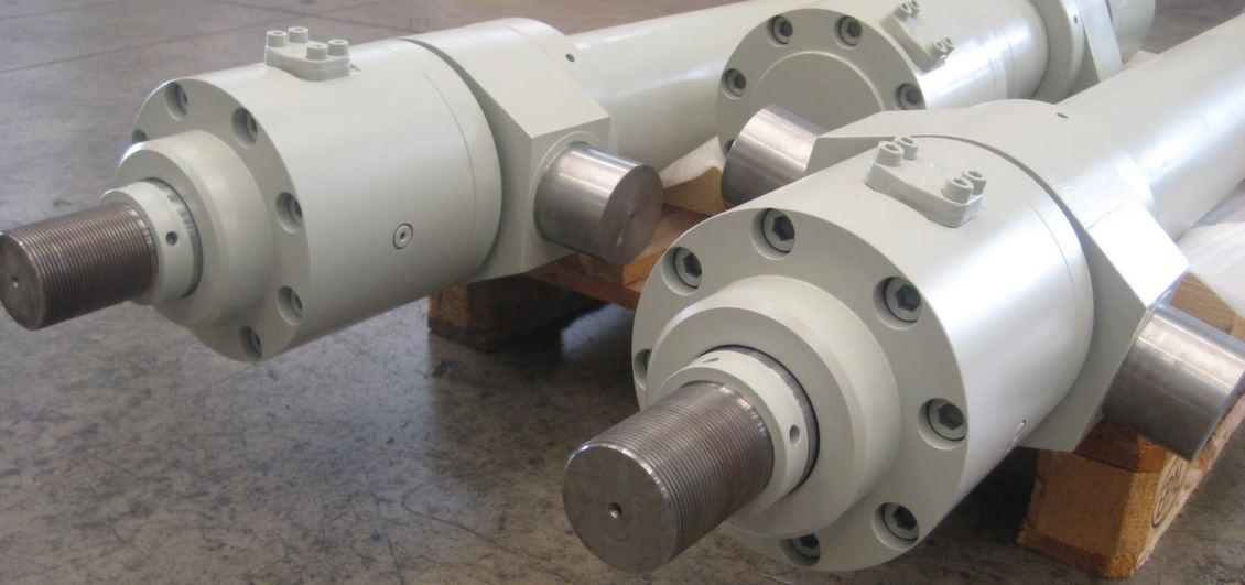industrial hydraulic cylinders, hydraulic cylinder for industrial sector 14