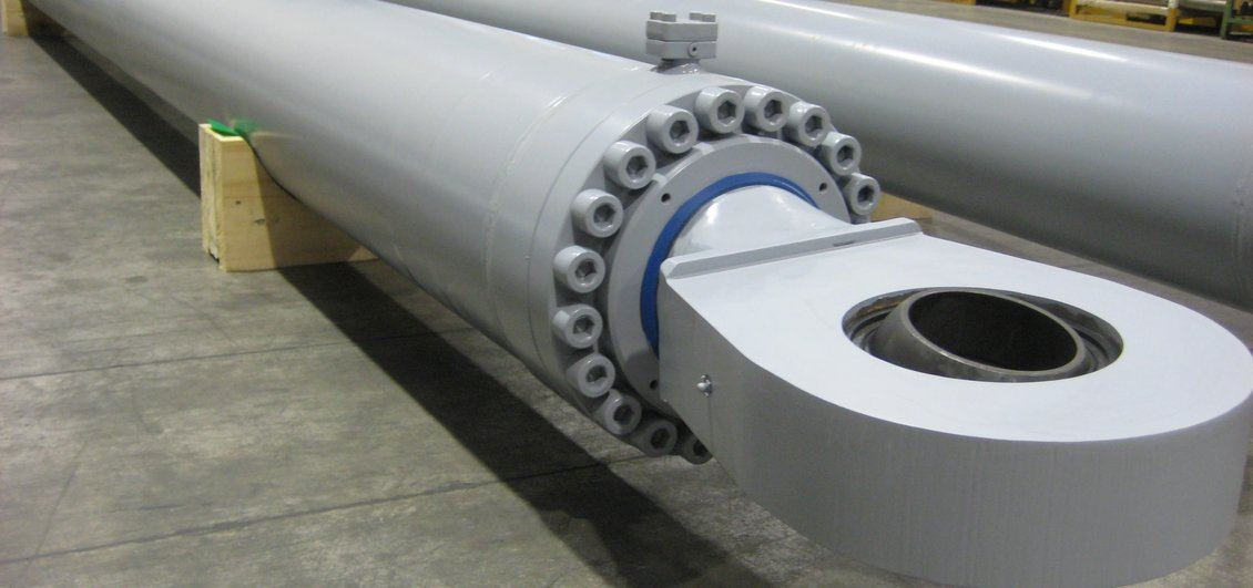 hydraulic cylinder for mining and drilling 11