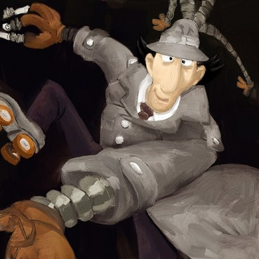 Inspector Gadget 4