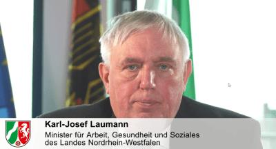 Minister Karl-Josef Laumann