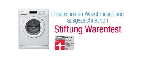 auswahl an waschmaschinen die bei stiftung warentest die. Black Bedroom Furniture Sets. Home Design Ideas