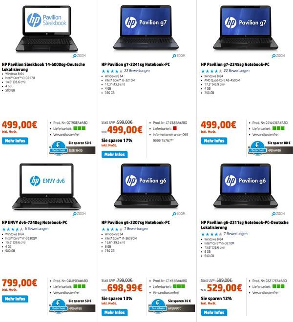 HP-Notebooks-guenstiger-mit-Gutschein