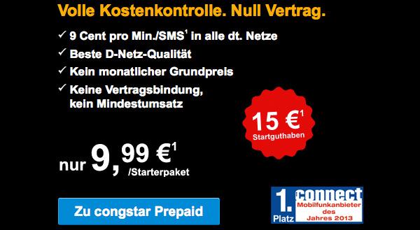 Congstar-Gutschein-15-Euro-Startguthaben