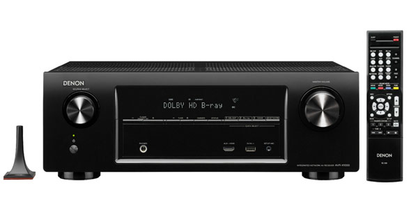 Denon AVR-X1000 5.1 AV-Receiver günstiger kaufen