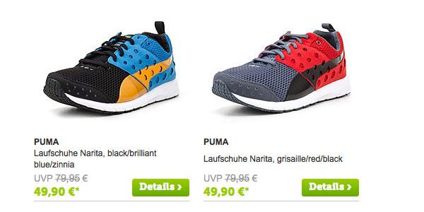 Puma Schuhe günstiger