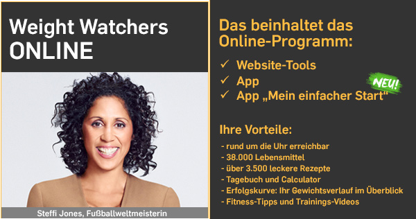 Weight Watchers Gutschein Gebühr sparen