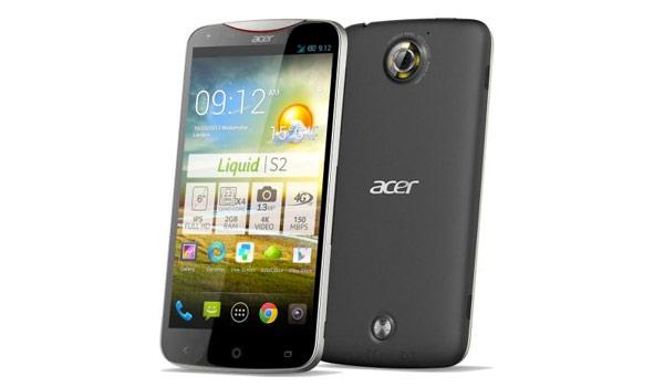 """Acer Liquid S2 6"""" Android Smartphone 4k Video & LTE günstiger kaufen"""