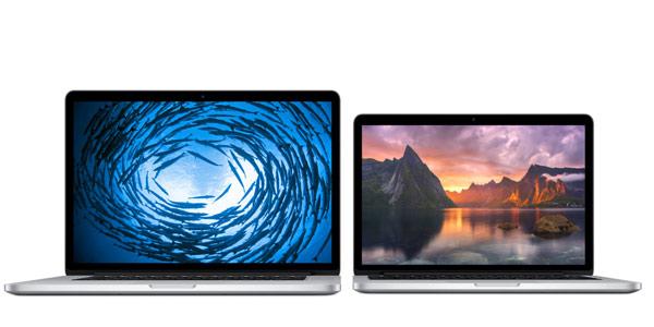 Apple MacBook Pro Retina günstiger kaufen Gutschein