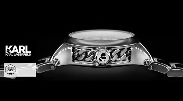 Uhren Karl Lagerfeld günstiger kaufen