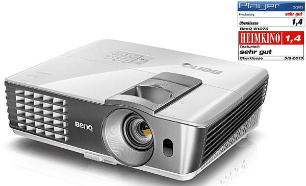 günstiger Beamer Full HD und 3D