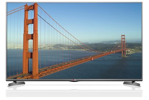 günstiger 3D LED Fernseher LG 49LB620V