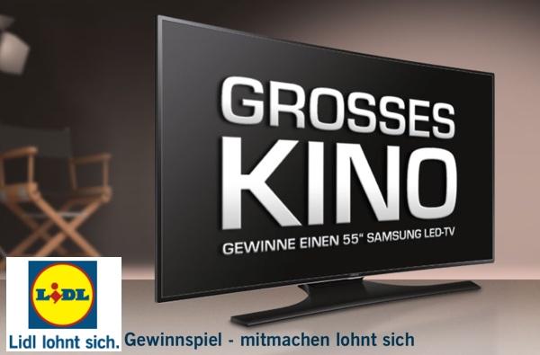 Samsung UE55H6870 Curved LED Fernseher gewinnen