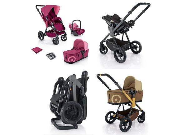 günstige und gute Kinderwagen Buggys Kinderautositze von CONCORD & JANE