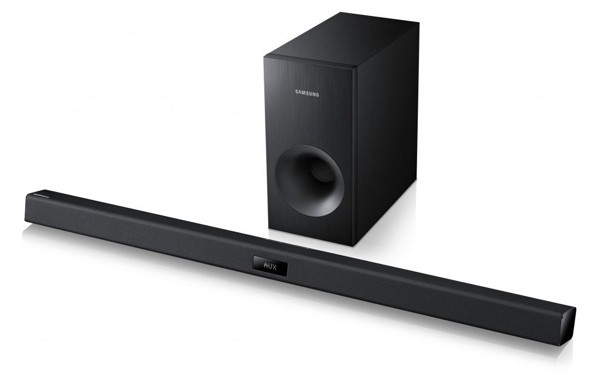 samsung hw f350 gute und g nstige 2 1 soundbar. Black Bedroom Furniture Sets. Home Design Ideas