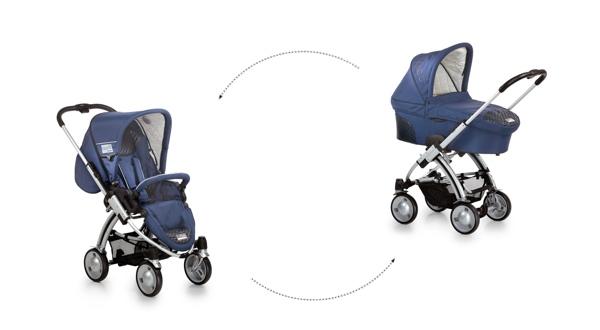 I´COO Pii Kinderwagen Set unter 300 Euro