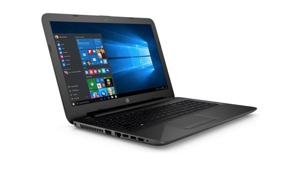 15,6 Zoll Notebook HP 250 mit Windows 10 für unter 300 Euro