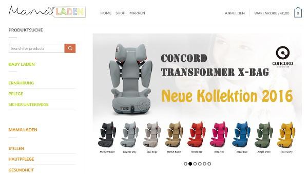 mamaladen.com neue Gutscheine, Schnäppchen und Rabatte