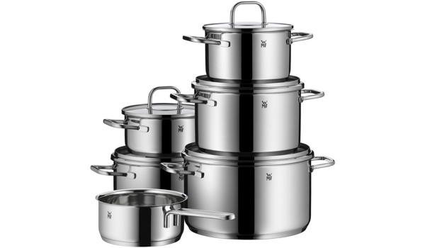 WMF Kochtöpfe 11 teilig günstiger