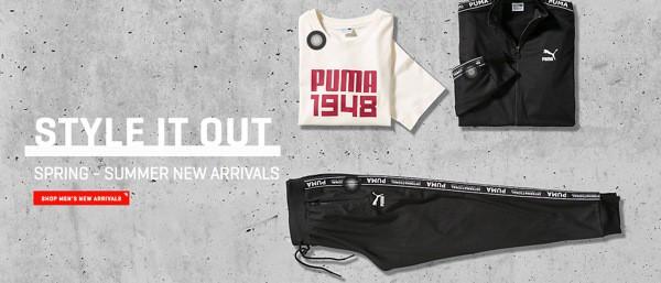 Puma Online Shop neuer Gutschein