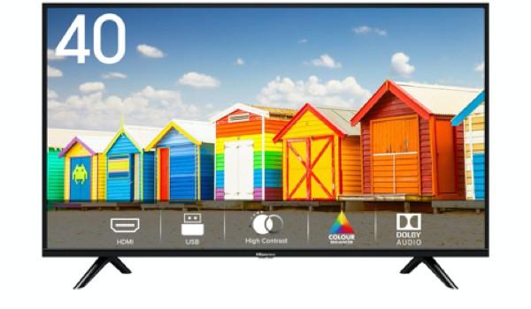 Hisense Fernseher 40 Zoll bis 200 Euro
