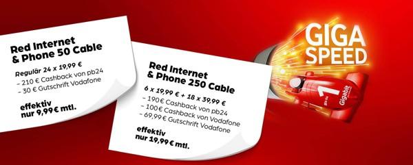 Vodafone Internet Phone günstiger