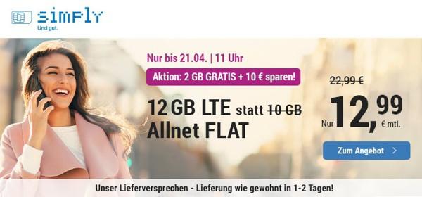LTE Handyvertrag günstig