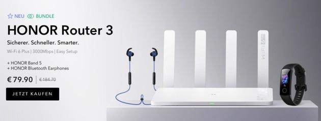 Honor Router 3 günstiger kaufen