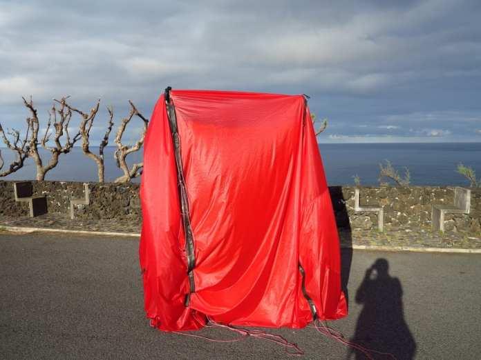 Camping auf den Azoren