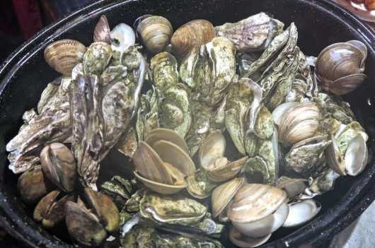 Meeresfrüchte in Myrtle Beach