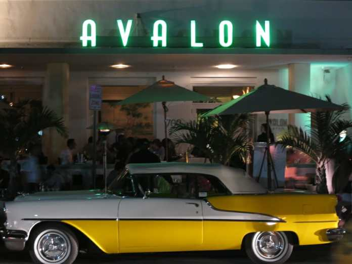 Avalon Miami Beach Art-déco