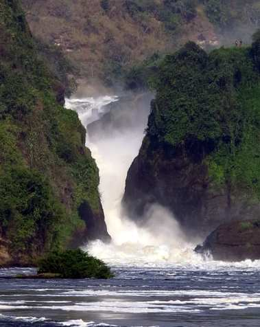 Murchison Fall Wasserfall