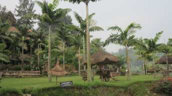 Hotel in Rubona am Lake Kivu in Ruanda